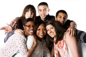 teens-in-school